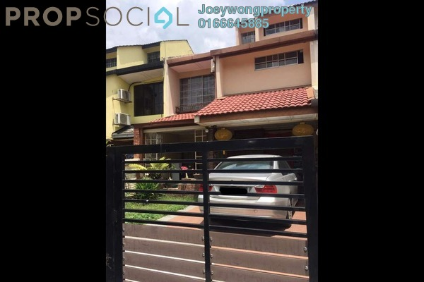 Terrace For Sale in Wangsa Baiduri, Subang Jaya Freehold Semi Furnished 5R/3B 950k