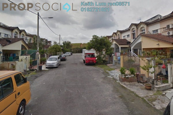 Terrace For Sale in Section 4, Bandar Mahkota Cheras Freehold Semi Furnished 5R/5B 650k