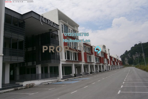 Shop For Rent in Atrio @ Lang Valley, Ipoh Freehold Unfurnished 0R/0B 5k