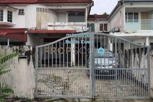 Terrace For Sale in Palm Reserve, Damansara Jaya Freehold Semi Furnished 4R/3B 1.03m