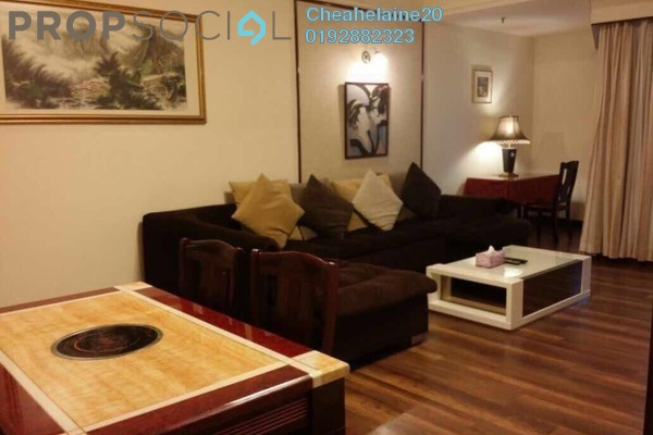 Condominium For Rent in Berjaya Times Square, Bukit Bintang Freehold Fully Furnished 3R/2B 5k