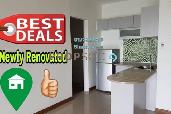 Condominium For Rent in Seri Puteri, Bandar Sri Permaisuri Freehold Semi Furnished 3R/3B 1.8k