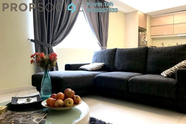 Condominium For Sale in Cliveden, Sri Hartamas Freehold Fully Furnished 3R/2B 780k