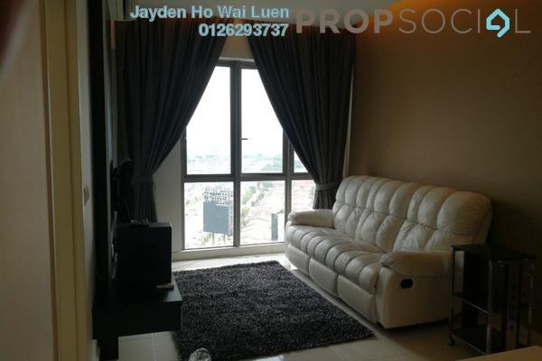 Condominium For Rent in Tropicana City Tropics, Petaling Jaya Freehold Fully Furnished 1R/2B 2.2k