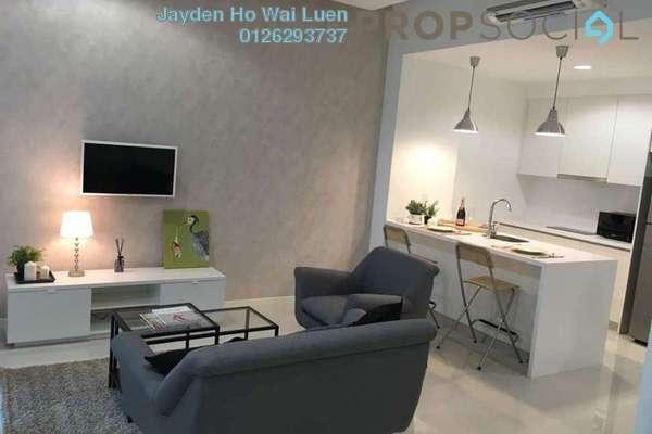 Condominium For Sale in Tropicana City Tropics, Petaling Jaya Freehold Fully Furnished 1R/2B 640k