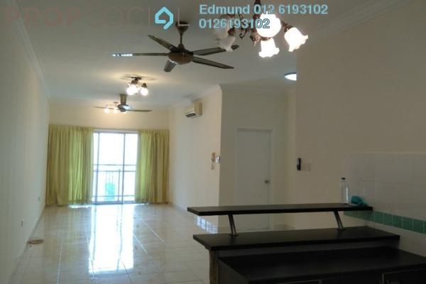 Condominium For Sale in Metropolitan Square, Damansara Perdana Freehold Semi Furnished 3R/2B 580k