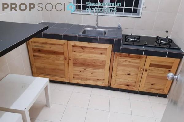 For Rent Serviced Residence at Plaza Medan Putra, Bandar Menjalara Freehold Semi Furnished 4R/2B 1.1k