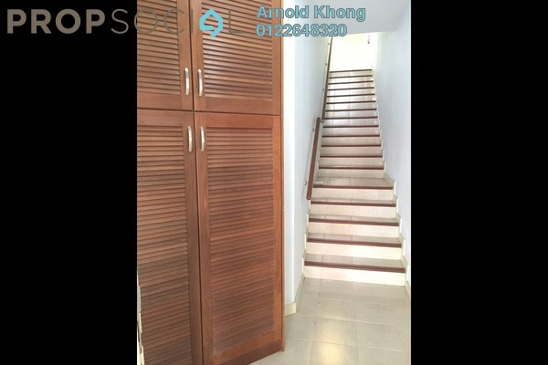 Townhouse For Sale in Laman Impian, Sunway Damansara Freehold Semi Furnished 4R/4B 980k
