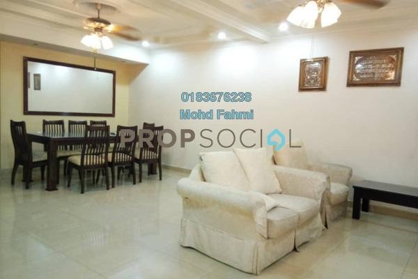 Terrace For Rent in Bandar Seri Putra, Bandar Seri Putra Freehold Fully Furnished 4R/3B 1.6k