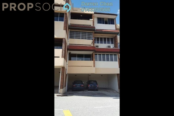 Condominium For Sale in Bangsar Indah, Bangsar Freehold Semi Furnished 1R/1B 540k