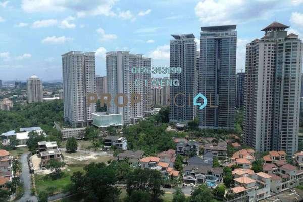 Condominium For Sale in Tiffani Kiara, Mont Kiara Freehold Semi Furnished 5R/5B 6.5m