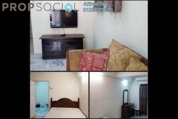 For Rent Condominium at The Palladium, Keramat Freehold Fully Furnished 3R/2B 1.8k