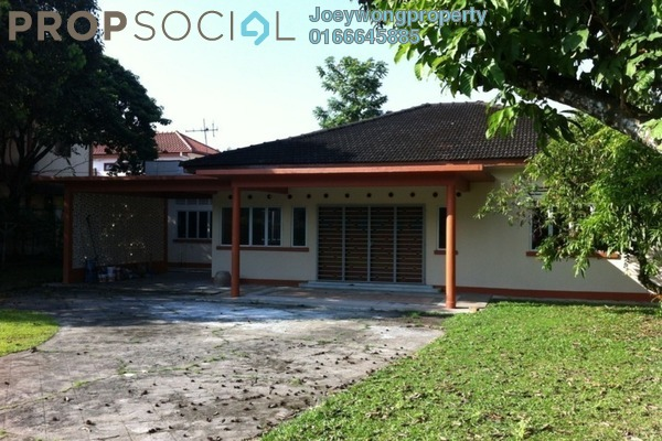Terrace For Rent in Section 9, Petaling Jaya Freehold Semi Furnished 4R/3B 3.5k