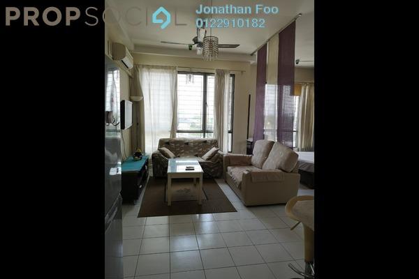 Serviced Residence For Rent in Casa Tiara, Subang Jaya Freehold Fully Furnished 1R/1B 1.3k