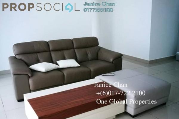 Serviced Residence For Rent in Austin Regency, Tebrau Freehold Fully Furnished 3R/3B 2.3k