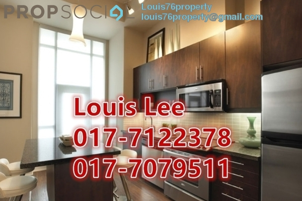 Condominium For Rent in Centrestage, Petaling Jaya Freehold Unfurnished 3R/2B 1.8k