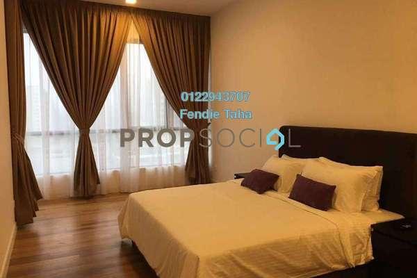 Serviced Residence For Sale in Nadi Bangsar, Bangsar Freehold Semi Furnished 1R/1B 1.7m