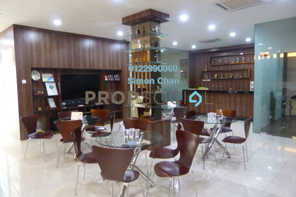 Shop For Sale in Kuchai Business Park, Kuchai Lama Freehold Fully Furnished 0R/0B 5m