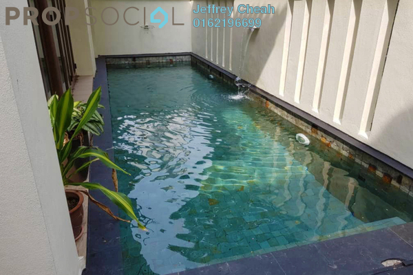 Semi-Detached For Sale in Amarin Kiara, Mont Kiara Freehold Semi Furnished 6R/6B 3.98m