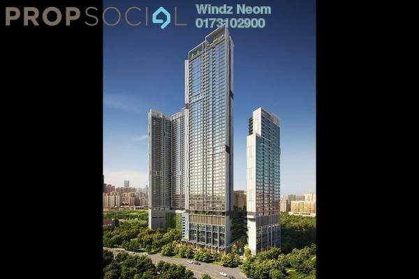 Condominium For Sale in Agile, Bukit Bintang Freehold Semi Furnished 1R/1B 1.07m