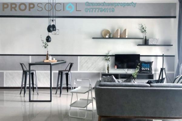 Condominium For Rent in Molek Regency, Johor Bahru Freehold Fully Furnished 0R/1B 1.7k