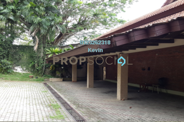 Bungalow For Rent in Bukit Tunku, Kenny Hills Freehold Semi Furnished 9R/12B 20k