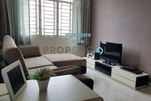 Townhouse For Sale in Taragon Puteri Cheras, Batu 9 Cheras Freehold Semi Furnished 2R/2B 380k