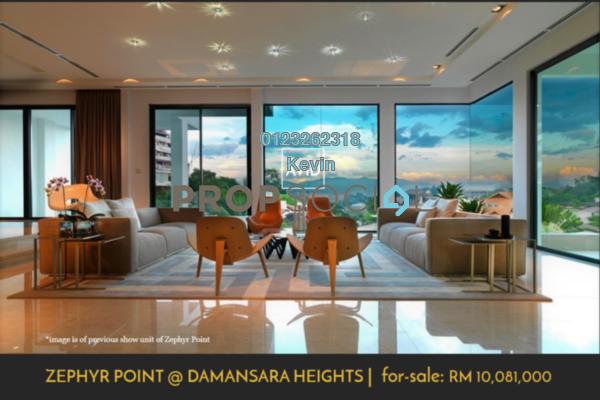 Villa For Sale in Bukit Damansara, Damansara Heights Freehold Semi Furnished 5R/6B 10.1m