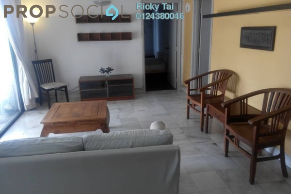 Condominium For Rent in Pantai Hillpark 1, Pantai Freehold Fully Furnished 2R/2B 2k