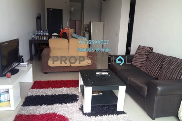 Condominium For Rent in Univ 360 Place, Seri Kembangan Freehold Semi Furnished 3R/2B 1.5k