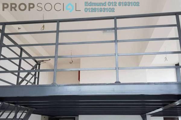 SoHo/Studio For Sale in Infinity Tower, Kelana Jaya Freehold Semi Furnished 0R/0B 530k