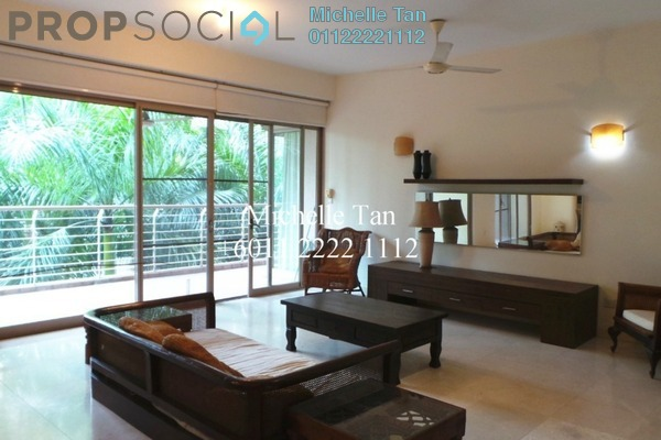 Condominium For Sale in Hampshire Park, KLCC Freehold Fully Furnished 2R/2B 1.6m