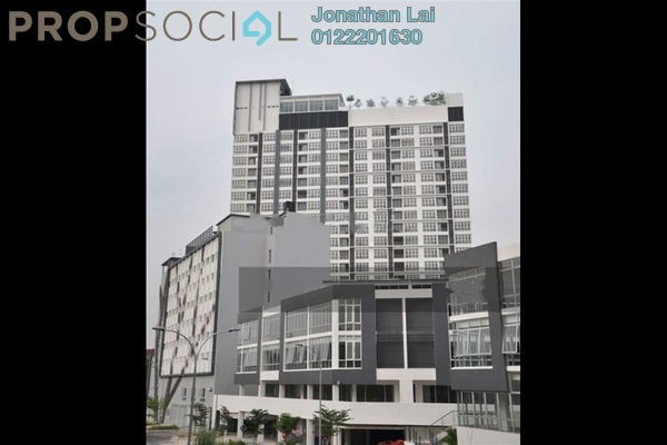 Condominium For Rent in C180, Cheras South Freehold Fully Furnished 1R/1B 1.45k