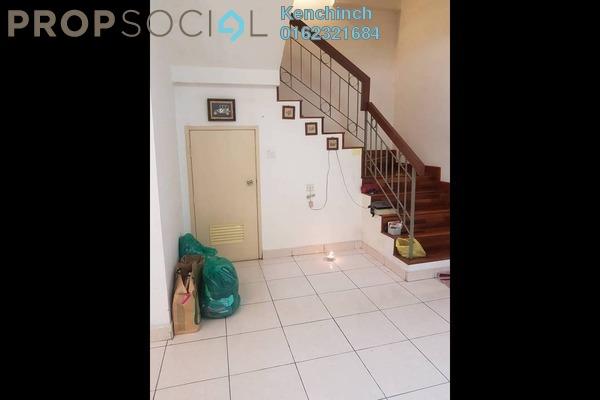 Terrace For Rent in BU10, Bandar Utama Freehold Semi Furnished 4R/3B 2.2k