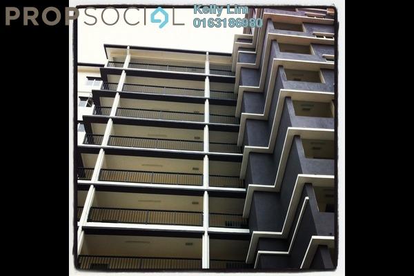 Apartment For Sale in Sutera Apartment, Bandar Tun Hussein Onn Freehold Semi Furnished 3R/2B 290k