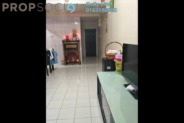 Apartment For Sale in Mahkota 1 Apartment, Bandar Mahkota Cheras Freehold Unfurnished 3R/2B 235k