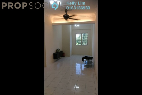 Apartment For Sale in Taman Damai Impian 2, Bandar Damai Perdana Freehold Semi Furnished 3R/2B 260k