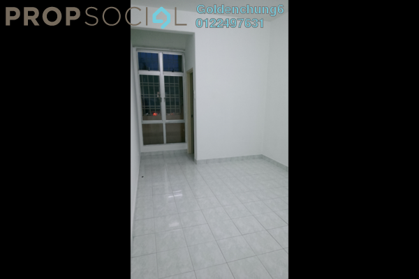 For Rent Townhouse at Taman Lagenda Mas, Cheras South Freehold Unfurnished 3R/2B 1.2k