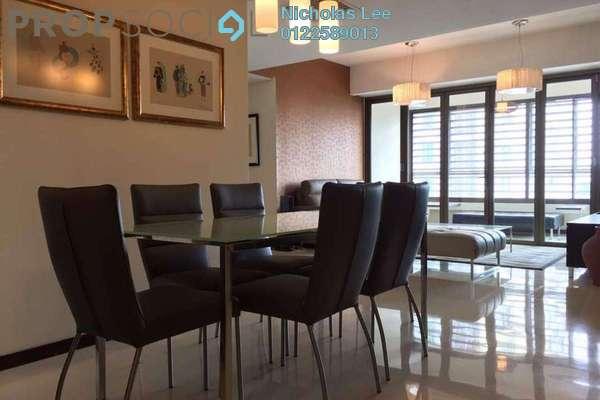 Condominium For Rent in i-Zen Kiara II, Mont Kiara Freehold Fully Furnished 4R/3B 5k
