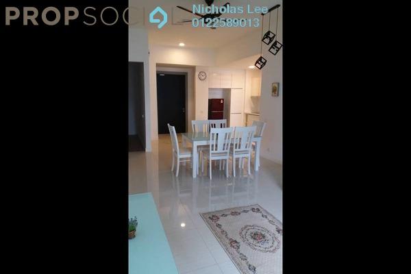 Condominium For Rent in Reflection Residences, Mutiara Damansara Freehold Fully Furnished 3R/2B 3.3k