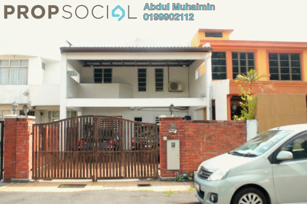 Terrace For Sale in Taman Putra Sulaiman, Ampang Freehold Semi Furnished 4R/3B 750k