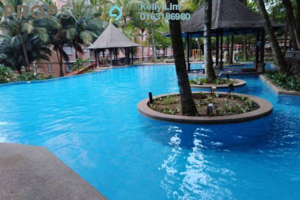 Condominium For Sale in Greenview Residence, Bandar Sungai Long Freehold Semi Furnished 4R/3B 395k