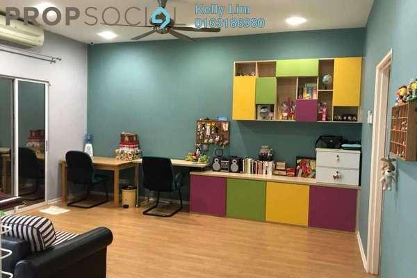 Terrace For Sale in Taman Bukit Segar Jaya 2, Cheras Leasehold Semi Furnished 5R/4B 940k