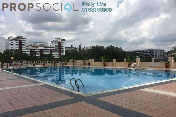 Condominium For Sale in Connaught Avenue, Cheras Freehold Semi Furnished 3R/2B 405k