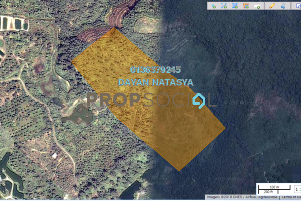 Land For Sale in Tras, Raub Freehold Unfurnished 0R/0B 15m