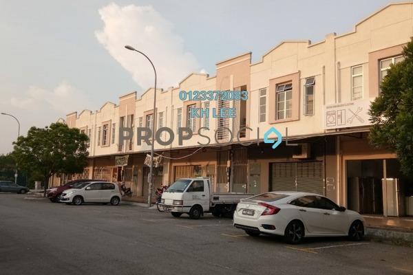 Office For Rent in Kemuning Greenville, Kota Kemuning Freehold Unfurnished 0R/0B 1k