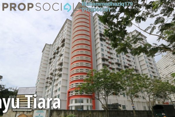 Condominium For Rent in Bayu Tiara, Bayan Lepas Freehold semi_furnished 3R/2B 950translationmissing:en.pricing.unit