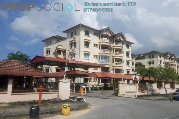 Condominium For Rent in Springfield, Sungai Ara Freehold Fully Furnished 3R/2B 1k