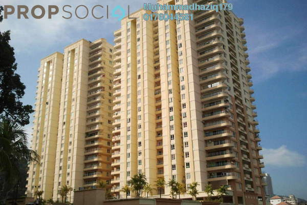 Condominium For Rent in Greenlane Park, Green Lane Freehold Semi Furnished 3R/2B 1.2k