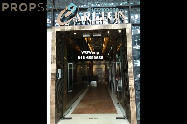 Serviced Residence For Rent in Carlton, Sri Hartamas Freehold Fully Furnished 1R/1B 1.8k